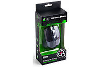 Мышь HQ-Tech HQ-WMA26 Wireless 2.4G, Black, USB, Optical 800/1600DPI, Box