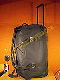 СУМКА DING ZHI Т935 колесики ручка большая черная, фото 2