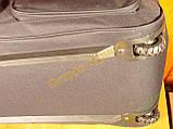 СУМКА DING ZHI Т935 колесики ручка большая черная, фото 6