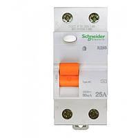 Дифференциальный выключатель нагрузки (УЗО) ВД63 2р 25А 30мА