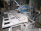 Стрічковий шліфувальний верстат б у для обробки кромки скла ЛЗ-1800, фото 2