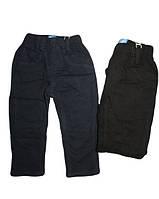 Брюки коттоновые на флисе для мальчика, Nice wear, размеры 98-128, арт. NN-07