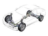 Диагностика ходовой части автомобиля в Одессе
