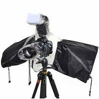 Чехол-дождевик для защиты камеры от осадков