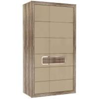 Шкаф для одежды 2-дверный TIZIANO TZS721R-P82