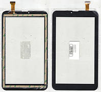 Тачскрин (сенсор) №209 FHF90028 ,GT90PH724, DH-0933A2-PG-FPC133, 234x136 mm 30 pin черный
