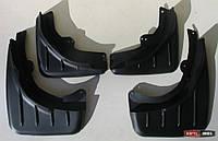 CAYENNE 2008  брызговики ASP колесных арок передние и задние полиуретановые