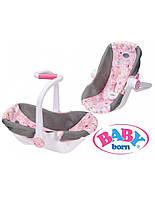 Кресло люлька для куклы Baby Born Zapf Creation 822265
