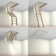 Чердачные лестницы OMAN и FAKRO