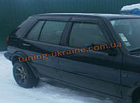 Дефлекторы окон (ветровики) COBRA-Tuning на VW GOLF III 5D 1991-1997