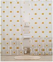 """Штора в ванную 120 x 200 см """"Maze"""""""