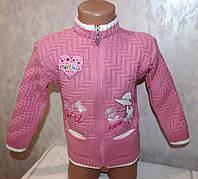 Кофта на девочку вязанная 1 год