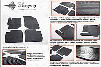 Автомобильные коврики Citroen C-Elysse 13 (Ситроен) (4 шт), Stingray