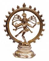 Статуэтка бронзовая Шива Натарадж