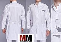 Медицинский мужской халат Parker