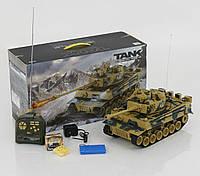 Танк военный игровой Тигр радиоуправляемый