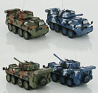 Радиоуправляемый танк для игры