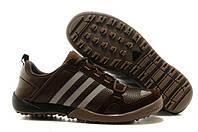 Мужские кроссовки Adidas Daroga Low Brown