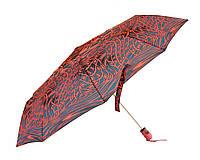 Зонт автомат Антишторм Love Rain Вектор темно розовый,магазин зонтов