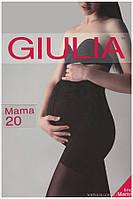 Тонкие полуматовые колготки для будущих мам 20 ден