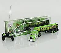 Радиоуправляемая игрушка трейлер