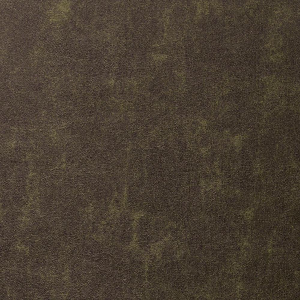 Фетр под кожу, винтажный, Корея, ХАКИ, 9.5х11.5 см