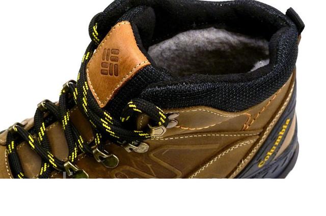 ef502ffbaadd Мужские зимние кожаные ботинки Columbia NS olive - это тот случай, когда  цена соответствует качеству. Что может быть лучше на зиму качественной  обуви с ...