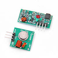 433МГц радио приемник передатчик РЧ для Arduino