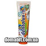 Зубная паста детская Dentalux Fresh Orange 0-6 лет
