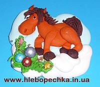 Кондитерское украшение Лошадка (распродажа), фото 1