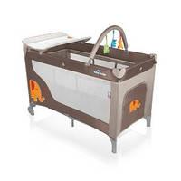 Манеж-кровать Baby Design - Dream, цвет 09
