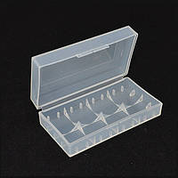 Защитный футляр бокс коробка 2х18650 холдер коробочка кейс короб ячейка блок