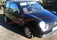Дефлекторы окон (ветровики) COBRA-Tuning на VW LUPO HB 3D 1998-2005
