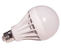 Лампа светодиодная  7W 220V  Е27 6400K мат.