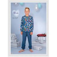 """Пижама для мальчика  на байке ТМ """"Ellen"""" рост 134, фото 1"""
