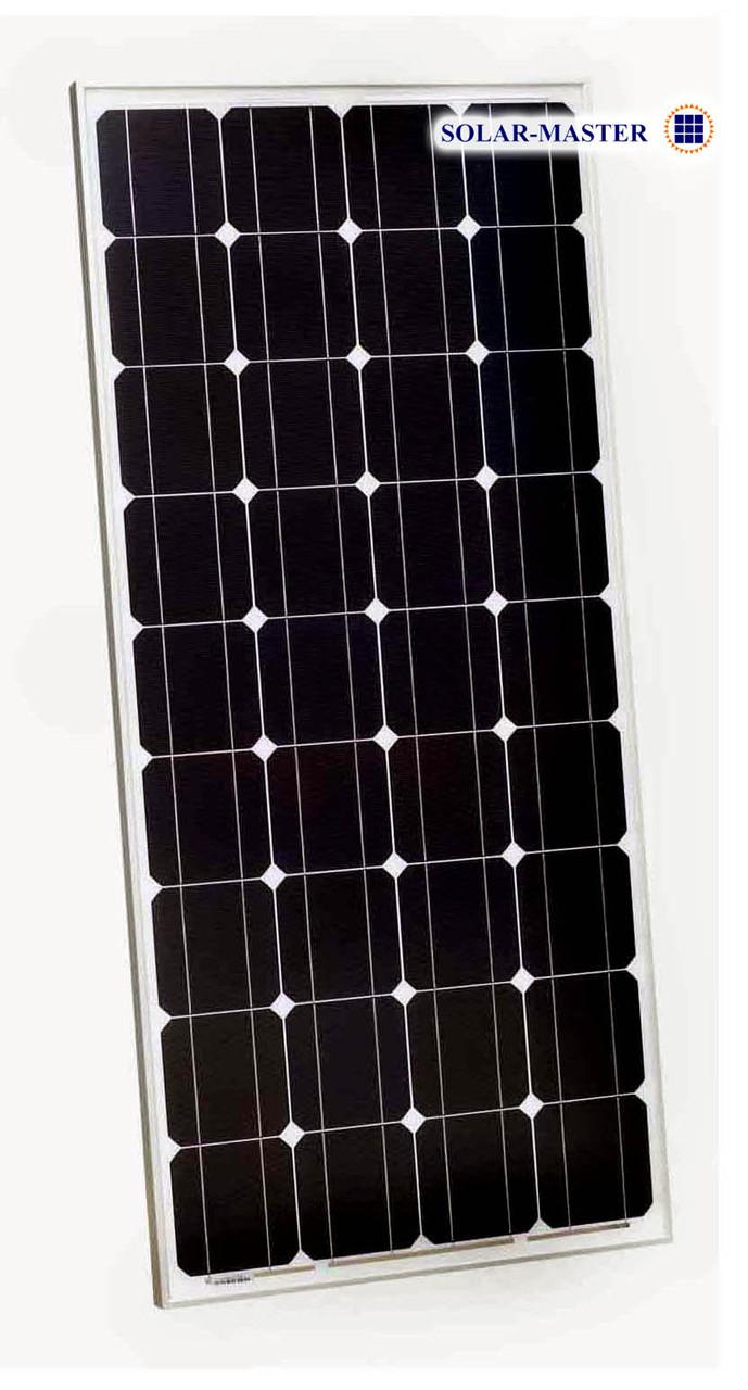 Солнечная батарея (панель) 115Вт, монокристаллическая AX-115M, AXIOMA energy