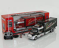 Радиоуправляемый Трейлер-фургон с аккумулятором