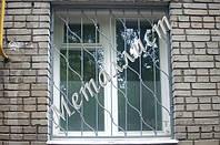 Решетки на окна арт.рс 18, фото 1