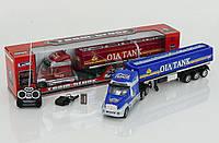 Радиоуправляемая игрушка Трейлер-фургон