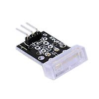 Индукционный датчик удара, шок сенсор, Arduino