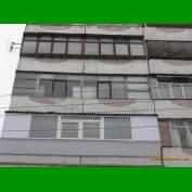 остекления балкон профиль Rehau обшивка пластиком