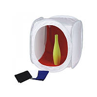 Лайткуб 60см, бестеневая палатка софтбокс лайт-куб