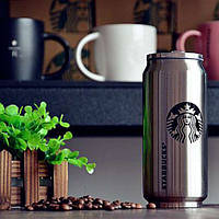 Cпортивная бутылка Starbucks 500 л., фото 1