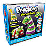Конструктор Bunchems (Банчемс) Glow Dino Pack 200+ оригинал