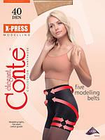 Колготки с сильной утяжкой Conte  X-PRESS 40den