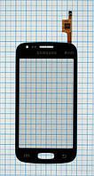 Тачскрин сенсорное стекло для Samsung S7270/S7272 Galaxy Ace 3 Duos dark blue