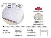 Наматрасник-чехол ТЕП «Cotton» ТЕП с резинкой по периметру