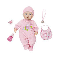 Кукла с мимикой 43 см Baby Annabell Zapf Creation 794401 028fa05211fc6