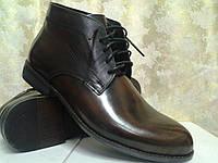 Стильные классические демисезонные ботинки Faro, фото 1