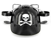 Шлем для напитков Веселый Роджер